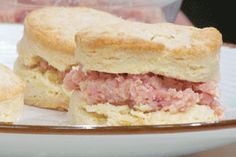 """TLC Cooking """"Country Biscuits And Ham"""""""