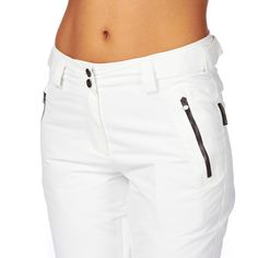 Helly Hansen Snow Pants - Helly Hansen Legend Women's Snow Pants - White