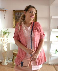 Kaiyo.Aino.Blog: OOTD: Pretty in Pink Pretty In Pink, Sari, Ootd, Blog, Outfits, Fashion, Saree, Moda, Suits