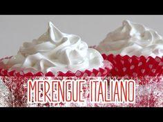 Receta: Merengue italiano original -- Duro y brillante - YouTube