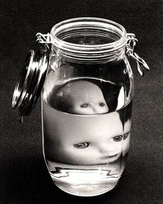 (via jqckson, silent-musings) Horror Photography, Hyper Realistic Paintings, Dark House, Camera Obscura, Bizarre, Sombre, Creepy Dolls, Doll Parts, Macabre