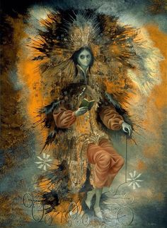 Fan account of Remedios Varo, a prolific Spanish Surrealist Painter and Anarchist Art And Illustration, Art Visionnaire, Art Beauté, Art Database, Visionary Art, Nocturne, Surreal Art, Oeuvre D'art, Dark Art