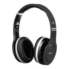 MiiKey MiiRhythm Wireless Bluetooth Headphone with Microphone & HD Audio