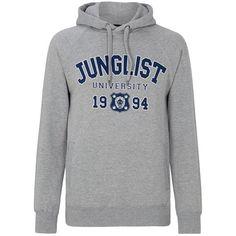 Junglist University hoodie