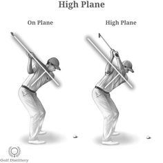Golf Swing Errors - Illustrated Guide   Golf-Terms.com