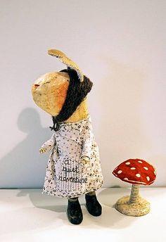 Julie Arkell rabbit