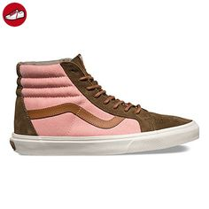 Vans Sk8-Hi Reissue DX (brushed) teak/ Fall Winter 2016 - 9