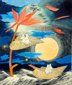 View Travelling moomins by Tove Jansson on artnet. Browse upcoming and past auction lots by Tove Jansson. Moomin, Tove Jansson, Children's Book Illustration, Illustrators, Fantasy Art, Images, Creatures, Drawings, Artwork