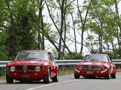 Classic Car News Pics And Videos From Around The World Alfa Romeo Gtv6, Alfa Romeo 159, Alfa Romeo Cars, Retro Cars, Vintage Cars, Alfa Bertone, Alfa Gta, Dream Cars, Old Sports Cars