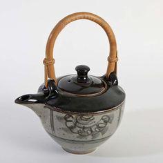 Studiokeramik GUUL Jacobs art pottery teapot signed Teekanne signiert 1985 | eBay