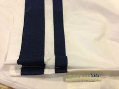 PBK Harper crib skirt on ebay
