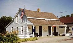 The Masters Hotel in Burr Oak has been restored as a museum for visitors. The building is furnished with items belonging to those who lived in the hotel while the Ingalls were there, such as Laura's teacher Mr. Reed. Across the street is the Pfeiffer house, which was standing when the Ingalls family lived in Burr Oak.