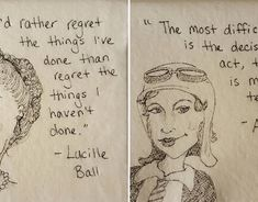 Mom Draws Empowering Lunchbox Notes for Her Daughter, Starring Badass Feminists Through History