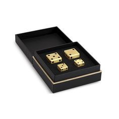 Since the Egyptian game of Senet was first played around 3100 BC, we have long been fascinated by the whimsical hand of fate. Will luck be on our Valentine Day Gifts, Valentines, Host Gifts, Small Boxes, Modern Classic, Antique Brass, Card Games, Usb Flash Drive, Give It To Me