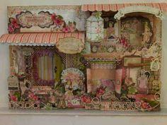 Downright stunning canvas project! @Lily Morello Morello Morello Tasman #bobunny