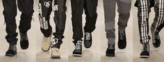 Collab: Kickers x Christopher Shannon Christopher Shannon, Catwalk, Kicks, Burgundy, Fall Winter, Menswear, Pairs, American, Stuff To Buy