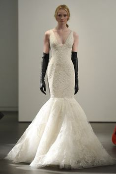 2014 Bridal Spring/Summer Collection - Vera Wang Bridal - Show...gorgeous.