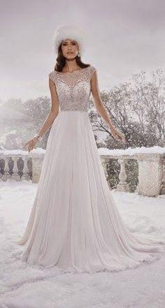 Increíbles vestidos de novias   Colección Otoño 2015 Sophia Tolli