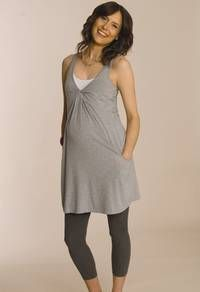 Kinda like a tank top dress. Good for summer