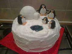 Penguin Christmas fun