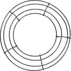 Panacea Products Box Wire Wreath Frame-6 in