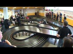 High Speed Slot Car Racing.  Big bets/back home(fla), on this crap, the boys love their little cars, it is craziness.  Too funny, they get all upset when they crash, lose their money!!!   funny funny (= (big boys~little toys & vise~versa) ~(=