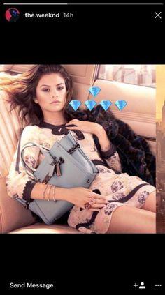 Snap of Selena Gomez