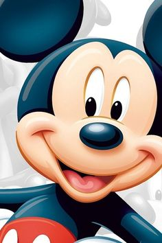 Mickey Mouse ★ Find more Cute Disney wallpapers for your + Disney Mickey Mouse, Arte Do Mickey Mouse, Mickey Mouse Imagenes, Mickey Mouse E Amigos, Retro Disney, Mickey Mouse Cartoon, Mickey Mouse And Friends, Cute Disney, Disney Art