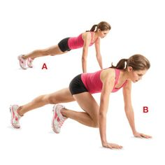 10 Tough Core Exercises To Flatten Your Belly - Health Nut Nat