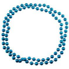 Teal Gameday Beads - FootballFanatics.com