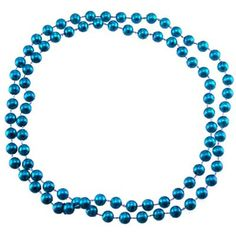 Teal Gameday Beads - FootballFanatics.com