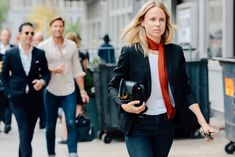 Elin Kling Totême #fashion #fashiontips #fashioneditor
