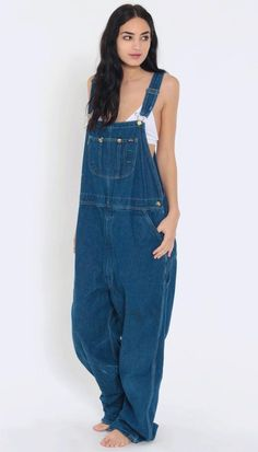 Grunge Look, 90s Grunge, Grunge Style, Soft Grunge, Grunge Outfits, Grunge Hipster, Baggy Dungarees, Carhartt Overalls, Black Overalls