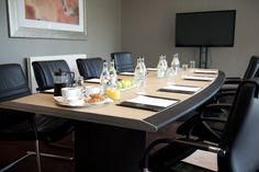 Meetings at The Harbour Hotel, Galway