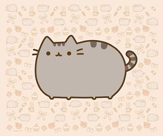 Bonjour my friends! Well as you may not know, I LOVE CATS! And ever since Max posted the pusheen gangnam style thing, I fell in love with Pu...