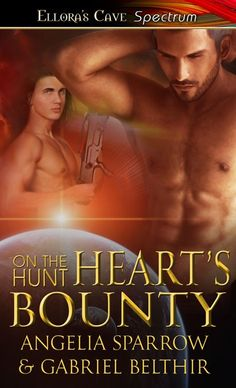 """Heart's Bounty by Angelia Sparrow & Gabriel Belthir. 3 1/2 sweet peas. Favorite quote: """"Fuck it. Start a colony with its own military, I don't know. Inter Galactic Colony of Freeze-Dried Jithar Seeds. I want the world and I want you with me."""" Review link: http://mrsconditreadsbooks.com/index.php/?p=12205"""