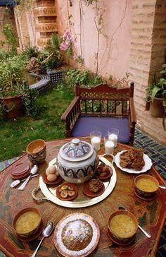 L'ahrira ! Célèbre Soupe Marocaine ! Maroc ...