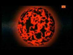 Hace 4500 millones de años: Formacion de la Tierra