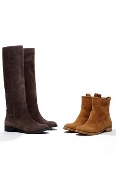 the long and short of it #boots