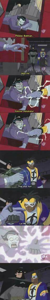 Static shock! I miss that show