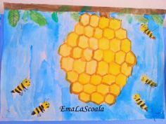 8 activitati cu albine