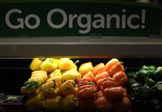 The Dirty Truth About 'Organic' Produce
