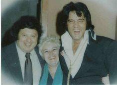Elvis and Marty Allen