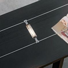 Perfect CAVI PARALLELI SCINTILLA Designer Seilsysteme von FontanaArte Alle Infos Hochaufl sende Bilder CADs Kataloge Preisanfrage Lampen