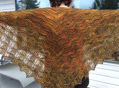 New Beginnings by Boo Knits, knitted by paulab4me | malabrigo Arroyo in Glitter