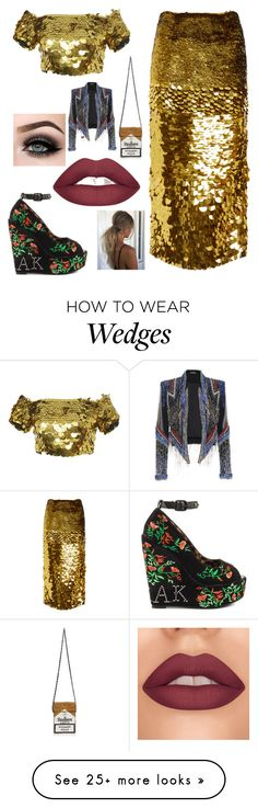 """Untitled #179"" by pandicorn24 on Polyvore featuring Iron Fist, MUA MUA and ASAP"