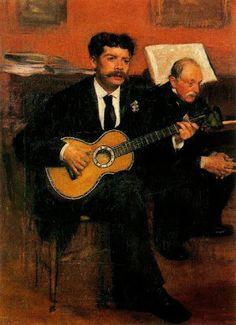 TICMUSart: Lorenzo Pagans y Auguste de Gas - Edgar Degas (187... (I. M.)