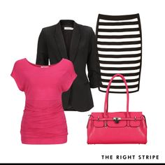 All items available at rickis.com #workstyle #spring2014 #rickis Work Fashion, Fashion Ideas, Spring 2014, Spring Summer, Type 4, Super Cute, Purse, Passion, Blazer