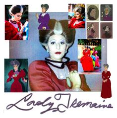 """""""Lady Tremaine"""" by srkennedy ❤ liked on Polyvore featuring art"""