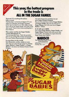 sugar daddy candy history